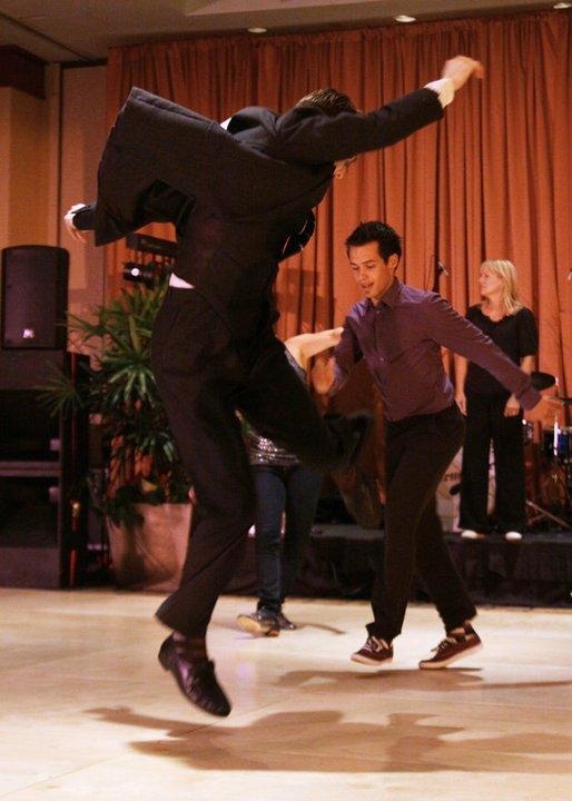 swing dance essay