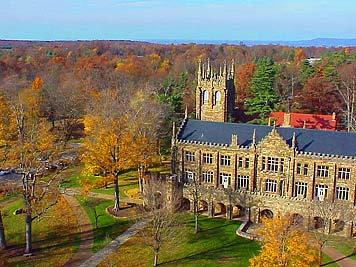 Sewanee University Of The Phantom Gownsman Antebellums