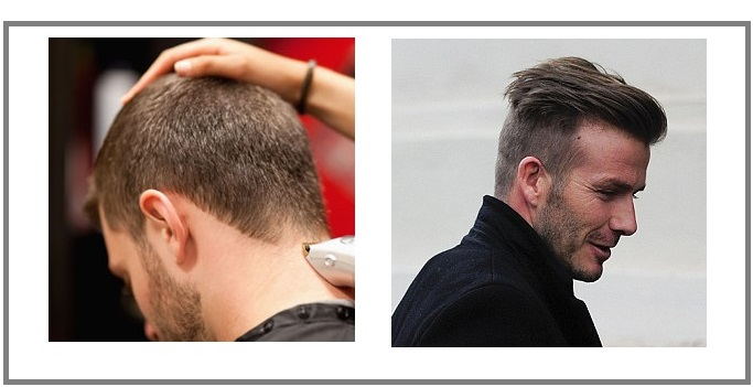 Wondrous The Art Of Vintage Manliness The Vintage Haircut Swungover Short Hairstyles Gunalazisus