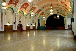 ballroom empty