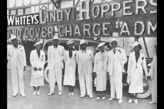 Whitey's Lindy Hoppers Easter 1937