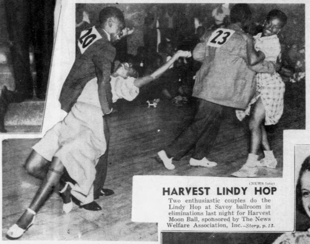 1937 Lindy Hop prelims cropped pic Daily_News_Sat__Aug_14__1937_