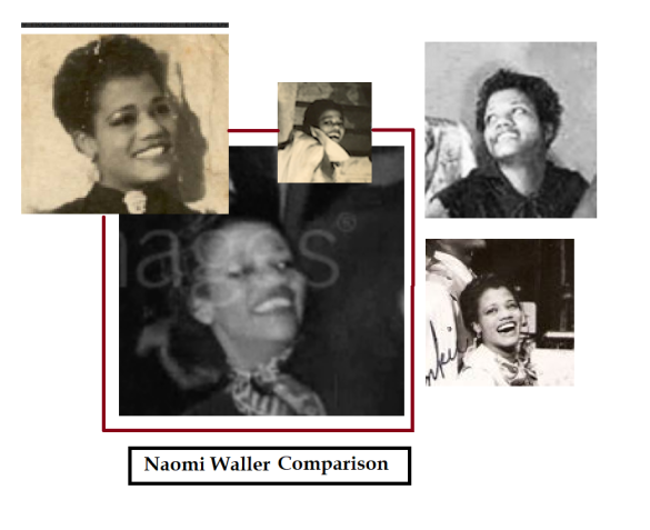 Naomi Waller comparrison