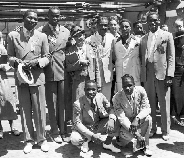 1936 Black Eagles