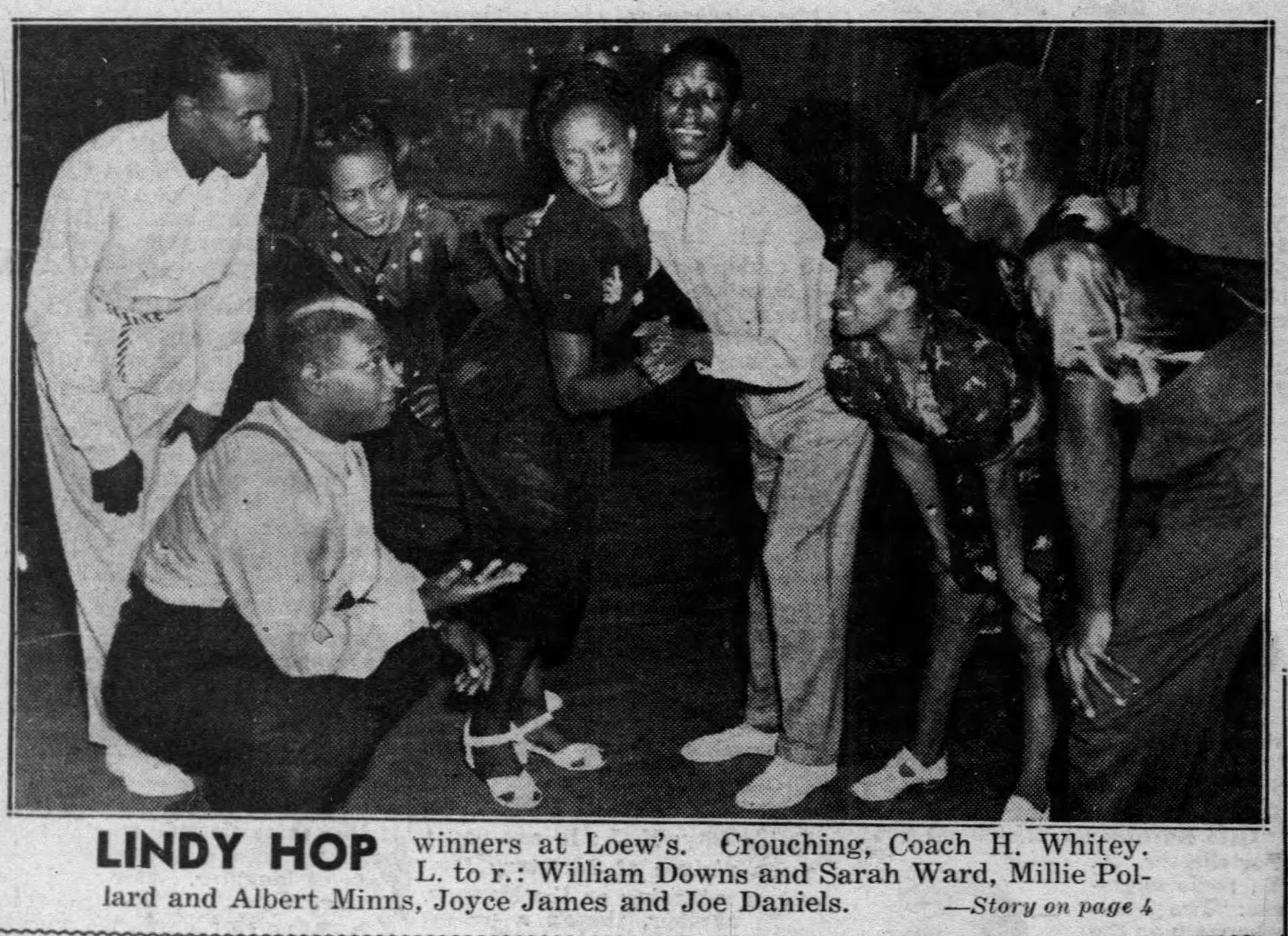 1938 ALL THE LINDY HOP WINNERS pictures Daily_News_Fri__Sep_2__1938_