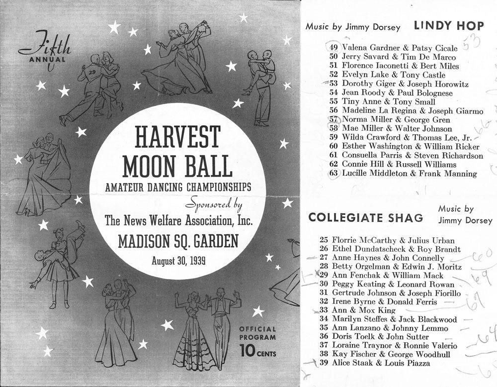 1939 HMB program