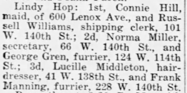 1939 WInners names